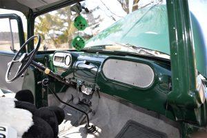 1957 dodge d200 interior