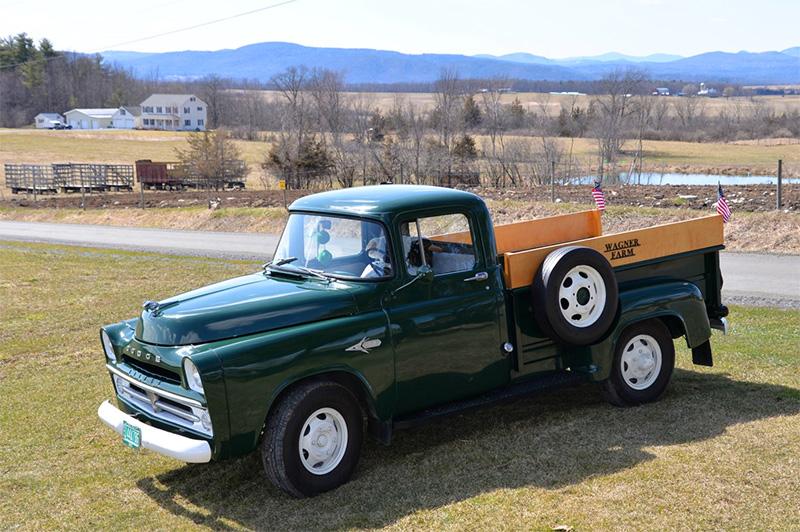 1957 dodge d200 pickup truck