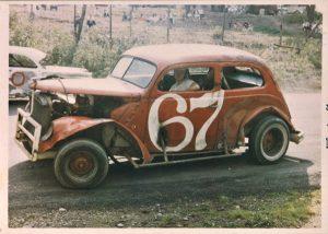 1937 ford flatback 2-door