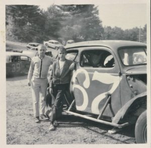 1937 ford flatback sedan racecar