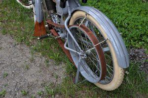1910 harley davidson rear brake