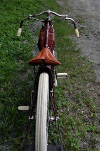 1913 indian board track racing bike