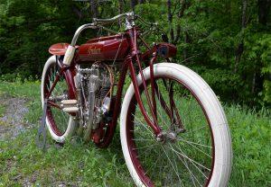 1913 indian board track racing motorcycle