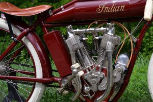 1913 indian board track racing motorcycle engine