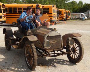 1911 flanders roadster vin cassidy