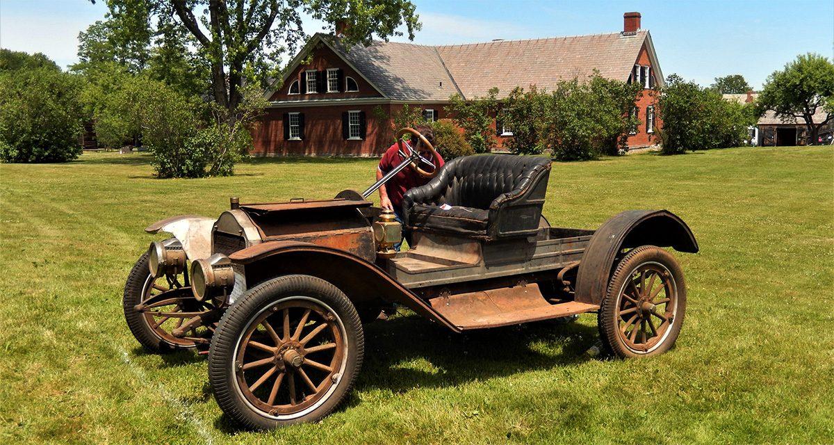 1911 flanders roadster