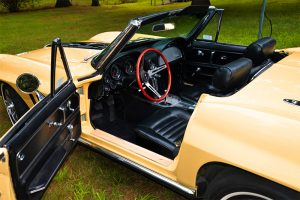 1966 corvette stingray interior