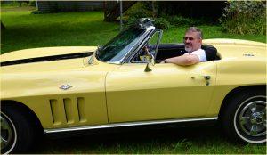 len palotta 1966 corvette stingray