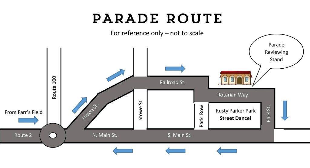 waterbury classic car parade route