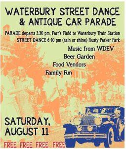 waterbury classic car parade