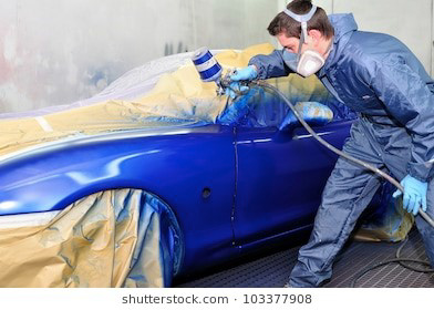 auto paint spray
