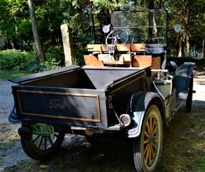 1919 ford model t flivver