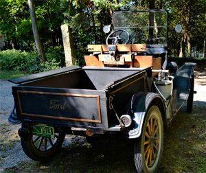1919 ford model t flivver