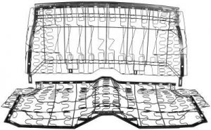 car seat frame