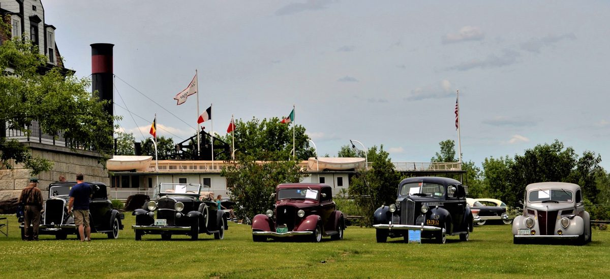The Classic Auto Festival at Shelburne Museum