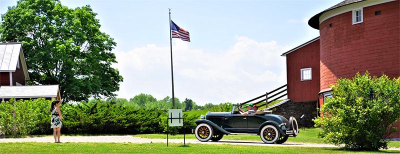 classic auto show shelburne museum