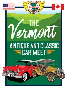 Vermont Antique Classic Car Show