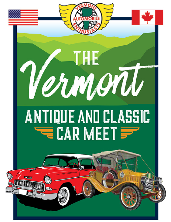 Vermont Antique Classic Car Meet