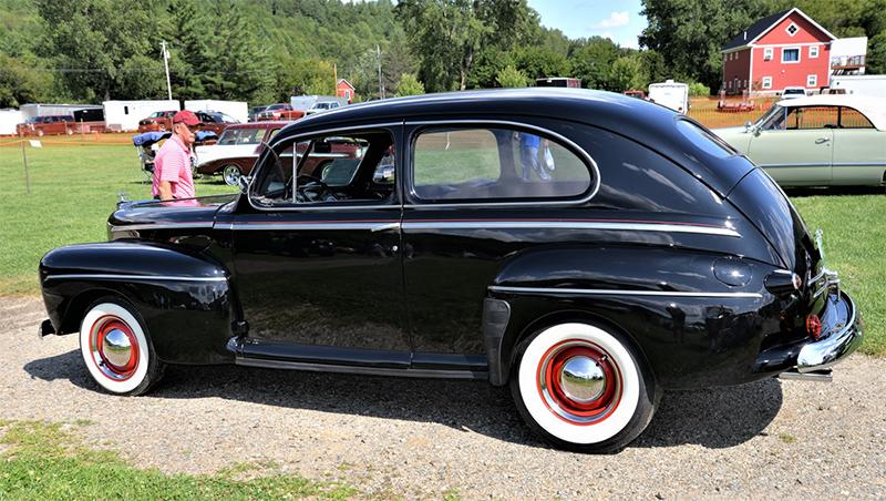 Dave Martin's 1946 ford tudor