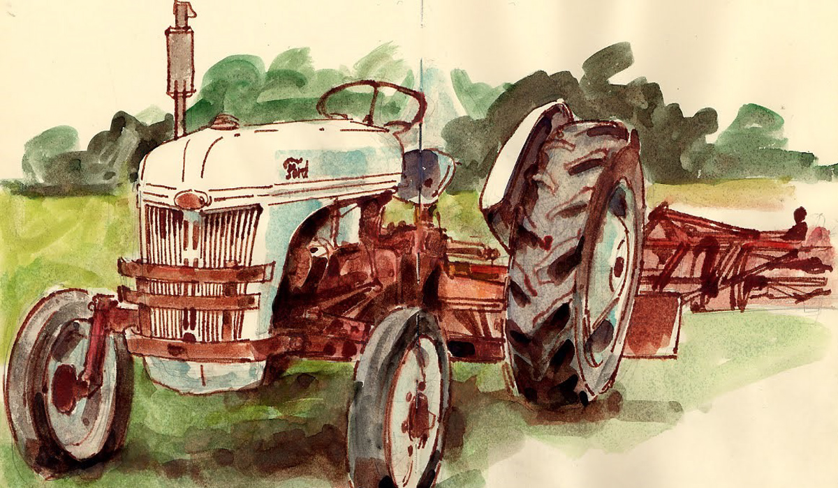 Ford N Tractors 1939-1952