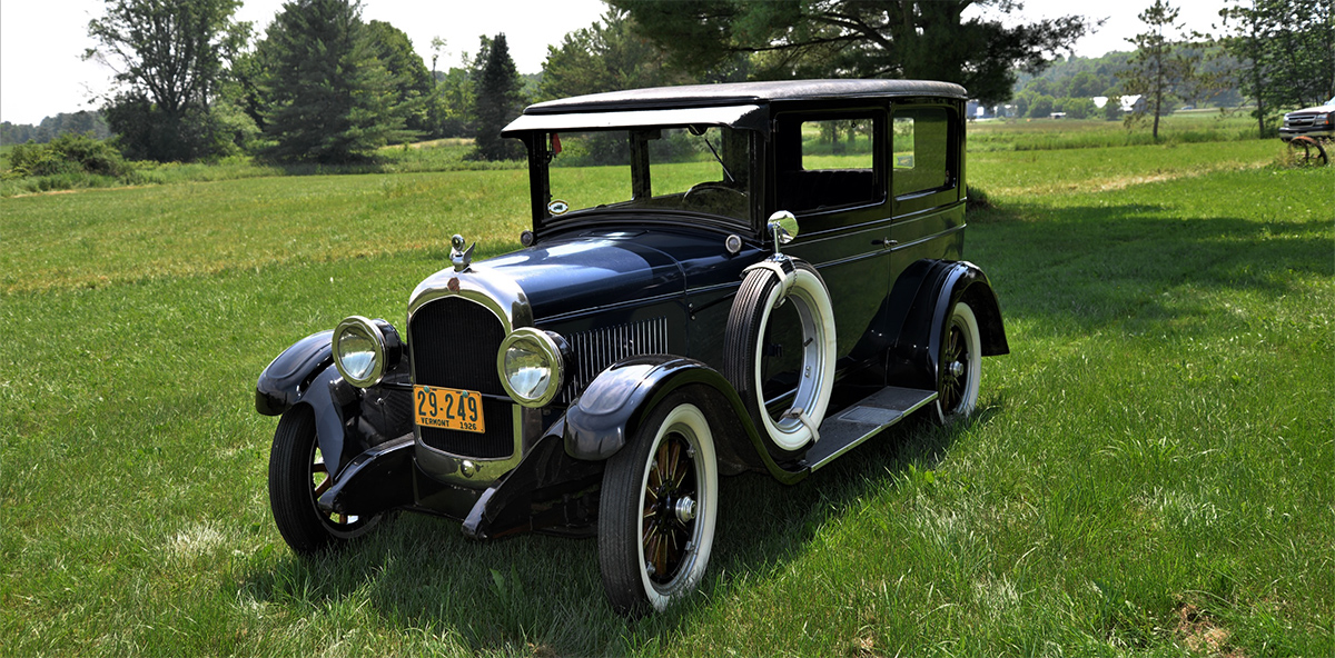 1926 Chrysler Model 25