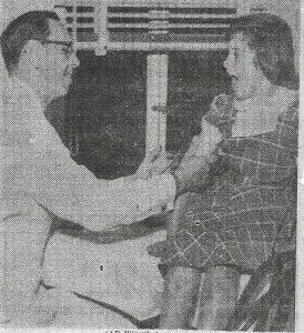 1954 polio shot