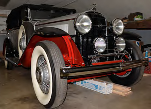 1931 Buick Series 91