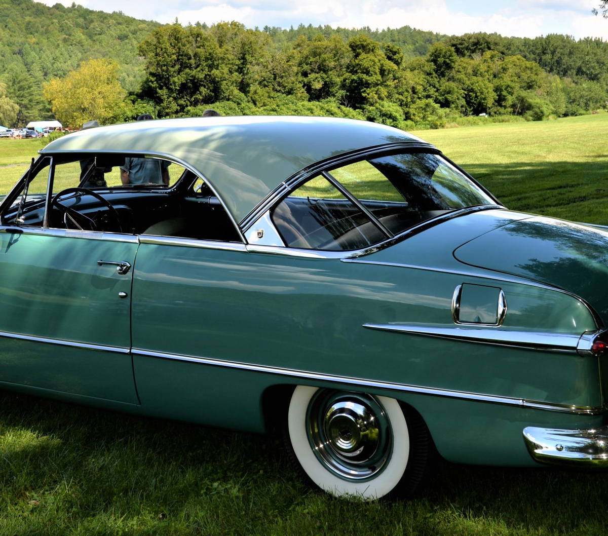 1951 ford victoria banner