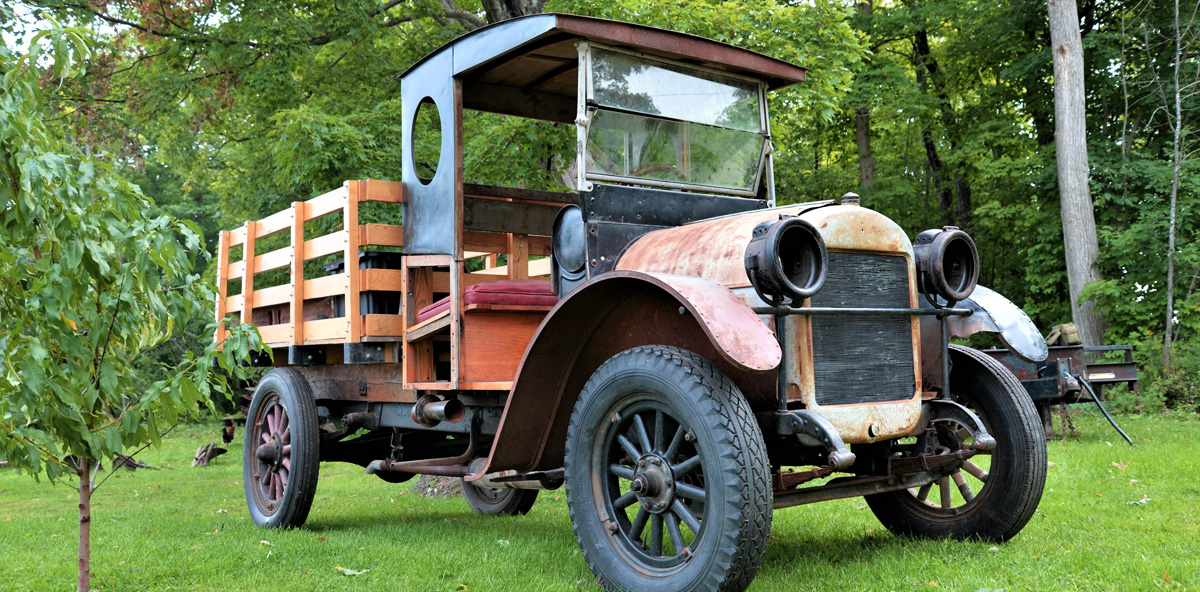 1918 REO Model F Speed Wagon