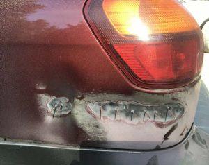 subaru bumper repair tool