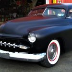 1951 mercury kustom hot rod