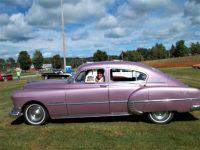1950 Pontiac 4dr. Fastback