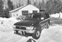 1991 Toyota Hilux-Surf